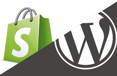 Shopify Vs. WordPress: Which one you Should Choose?